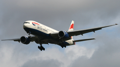 G-YMMG - Boeing 777-236(ER) - British Airways