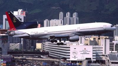 EI-CNN - Lockheed L-1011-1 Tristar - Aer Turas