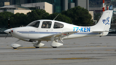 T7-KEN - Cirrus SRV-G2 - Private