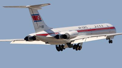P-881 - Ilyushin IL-62M - Air Koryo