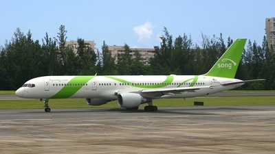 N640DL - Boeing 757-232 - Song