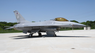 78-0062 - General Dynamics F-16A Fighting Falcon - United States - US Air Force (USAF)