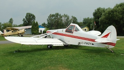 C-FWZY - Piper PA-25-260 Pawnee - Agro Air Aviation