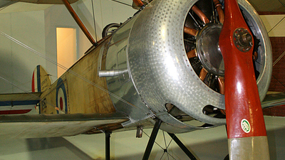 N6452 - Sopwith Pup - Private