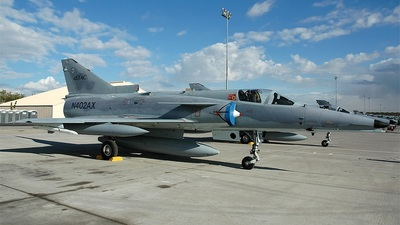 N402AX - IAI Kfir C2 - Private