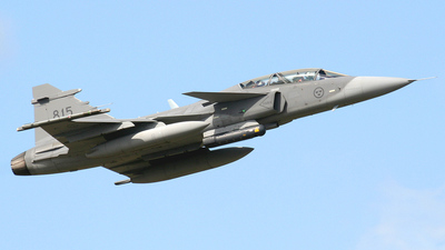 39815 - Saab JAS-39D Gripen - Sweden - Air Force