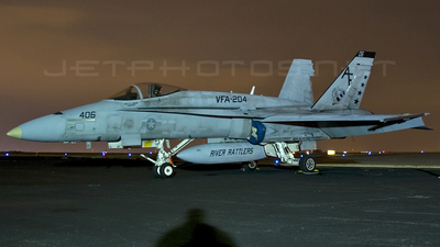 163113 - McDonnell Douglas F/A-18A Hornet - United States - US Navy (USN)