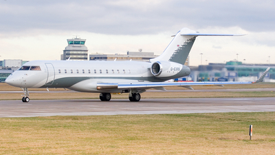 G-EXRS - Bombardier BD-700-1A10 Global Express XRS - Private
