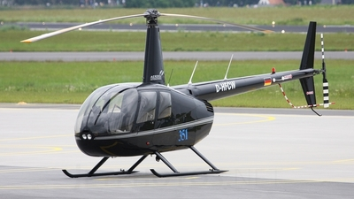 A picture of DHFCW - Robinson R44 Raven II - [] - © Johannes Herrmann