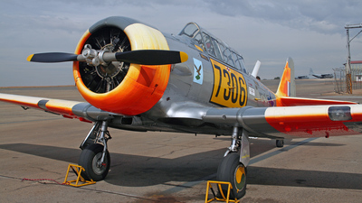 ZU-AOV - North American AT-6C Texan - Harvard Club of South Africa