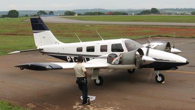 PT-WLP - Piper PA-34-220T Seneca IV - Private