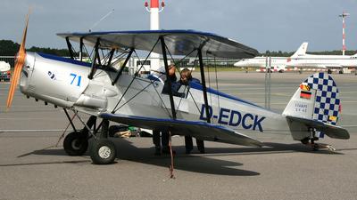 D-EDCK - SNCAN/Stampe SV.4C - Private