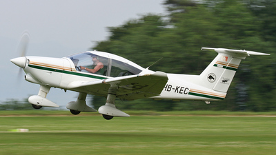 HB-KEC - Robin R3000/160 - Flying Ranch