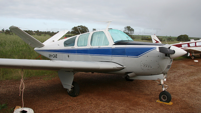VH-CAE - Beechcraft V35 Bonanza - Private