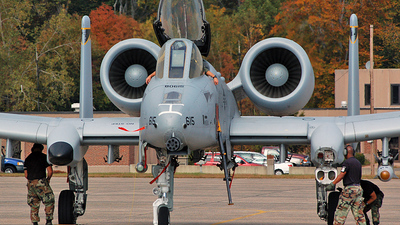78-0615 - Fairchild A-10A Thunderbolt II - United States - US Air Force (USAF)