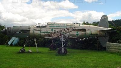 107 - Dornier Do-335 Pfeil - Germany - Air Force