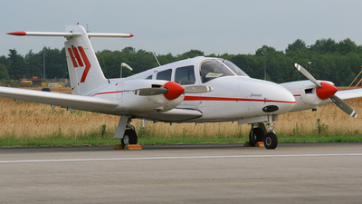 PH-MLN - Piper PA-44-180 Seminole - Martinair Flight Academy