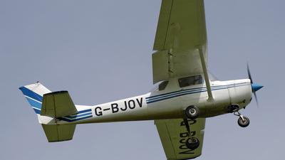 A picture of GBJOV - Cessna F150K - [0558] - © Brian Whitelegg