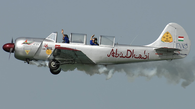HA-HUI - Yakovlev Yak-52 - YakItalia