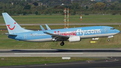 D-AHFE - Boeing 737-8K5 - TUIfly