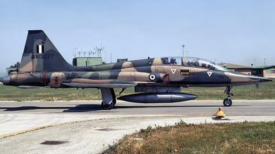 13377 - Northrop F-5B Freedom Fighter - Greece - Air Force