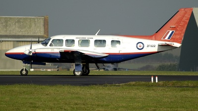 ZF622 - Piper PA-31-350 Navajo Chieftain - United Kingdom - Royal Air Force (RAF)