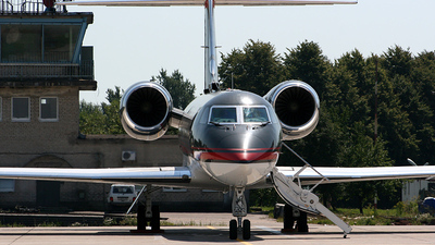 HB-ITF - Gulfstream G-IV(SP) - Private