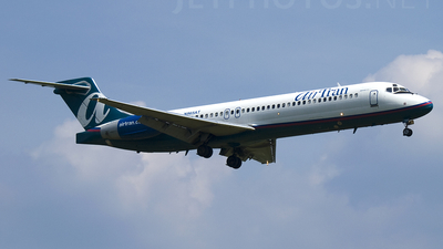 N965AT - Boeing 717-2BD - airTran Airways