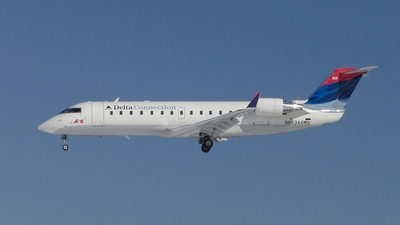 N863AS - Bombardier CRJ-200ER - Delta Connection (Atlantic Southeast Airlines)