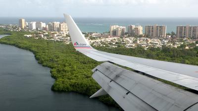 N645AA - Boeing 757-223 - American Airlines