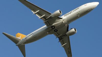 TC-APN - Boeing 737-86N - Pegasus Airlines