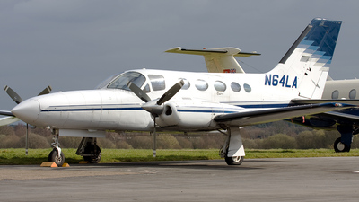 A picture of N64LA - Beech 58 Baron - [TH978] - © Graham Arnold