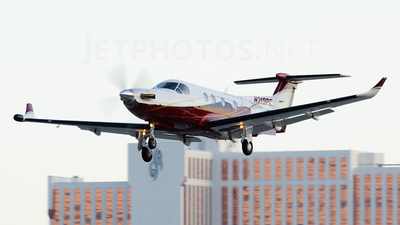 A picture of N219PC - Pilatus PC12/45 - [219] - © Ryan Coulter