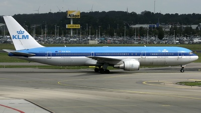 PH-BZH - Boeing 767-306(ER) - KLM Royal Dutch Airlines