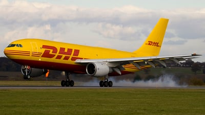 OO-DLD - Airbus A300B4-203(F) - DHL (European Air Transport)