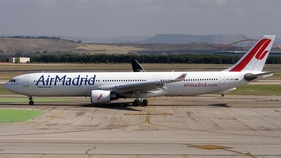 EC-JMF - Airbus A330-301 - Air Madrid