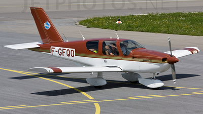 F-GFQO - Socata TB-10 Tobago - Private