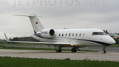 VP-BES - Bombardier CL-600-2B16 Challenger 605 - Private
