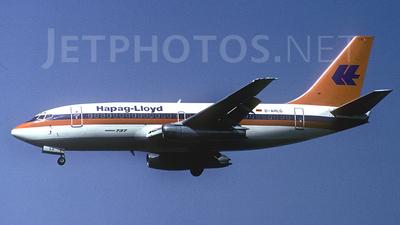D-AHLG - Boeing 737-2H5 - Hapag-Lloyd