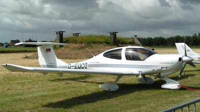 D-EQCO - Diamond DA-40D Diamond Star TDI - Private