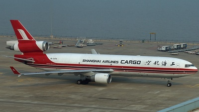 B-2176 - McDonnell Douglas MD-11(F) - Shanghai Airlines Cargo