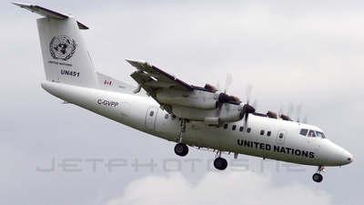 C-GVPP - De Havilland Canada DHC-7-103 Dash 7 - United Nations (Trans Capital Air)