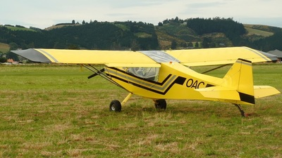 ZK-OAC - Rans S-7 Courier - Private