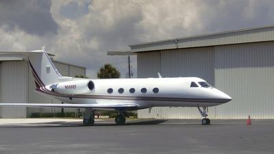 N500EF - Gulfstream G-III - Private