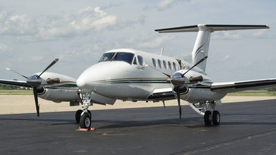 N90GA - Beechcraft 200 Super King Air - Private