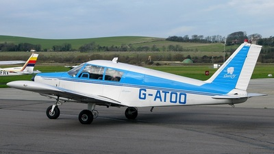 G-ATOO - Piper PA-28-140 Cherokee - Private
