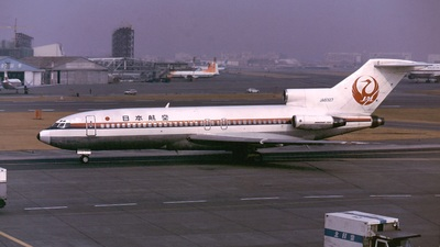 JA8327 - Boeing 727-46 - Japan Airlines (JAL)