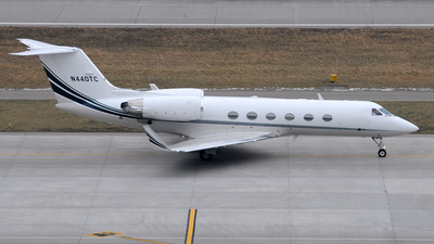 A picture of N440TC - Gulfstream IV - [1115] - © Alexander Portas