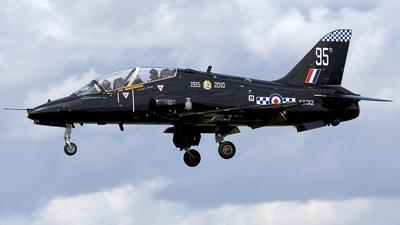 XX312 - British Aerospace Hawk T.1W - United Kingdom - Royal Air Force (RAF)