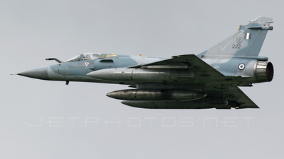 222 - Dassault Mirage 2000EG - Greece - Air Force